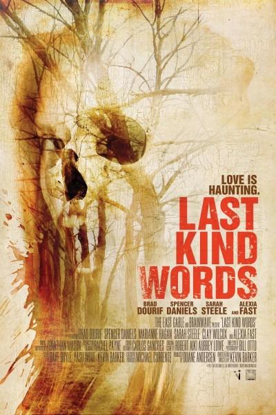 Caratula, cartel, poster o portada de Last Kind Words