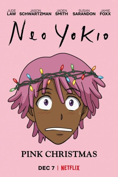 Caratula, cartel, poster o portada de Neo Yokio: Navidades rosas