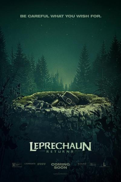 Caratula, cartel, poster o portada de Leprechaun Returns