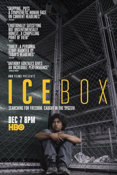 Caratula, cartel, poster o portada de Icebox