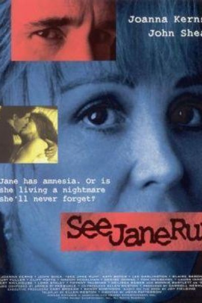 Caratula, cartel, poster o portada de La huída de Jane