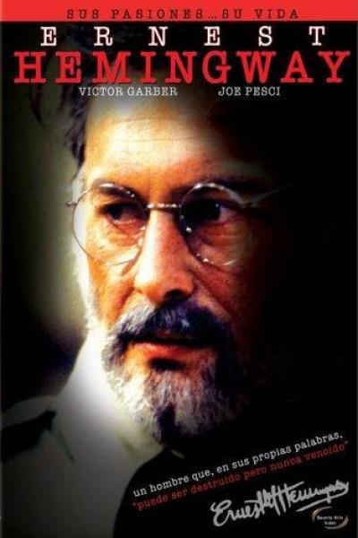 Caratula, cartel, poster o portada de Hemingway, fiesta y muerte