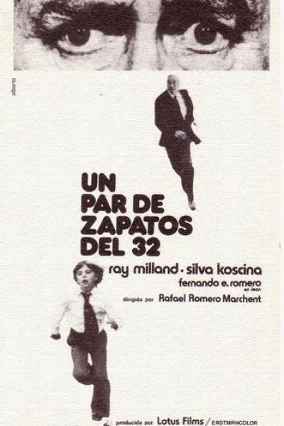 Caratula, cartel, poster o portada de Un par de zapatos del 32