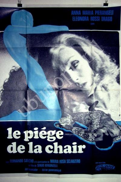 Caratula, cartel, poster o portada de Las endemoniadas