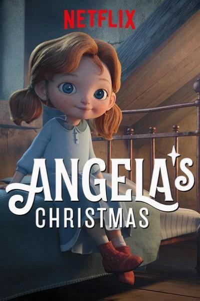 Caratula, cartel, poster o portada de La Navidad de Ángela