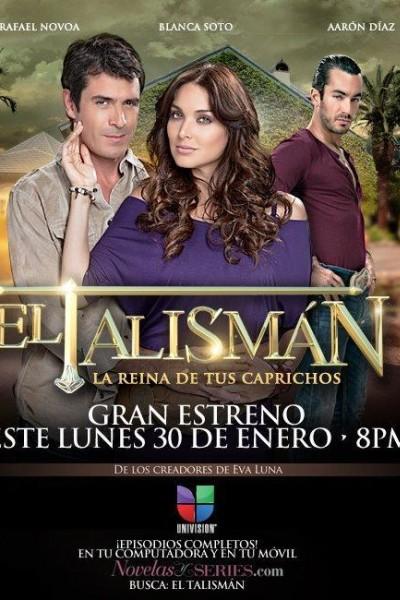 Caratula, cartel, poster o portada de El talismán
