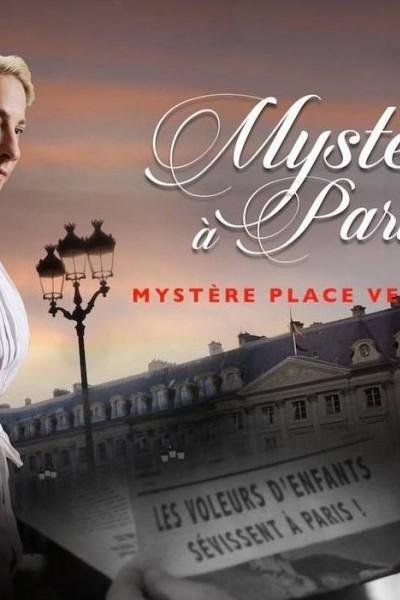 Caratula, cartel, poster o portada de Mystère Place Vendôme