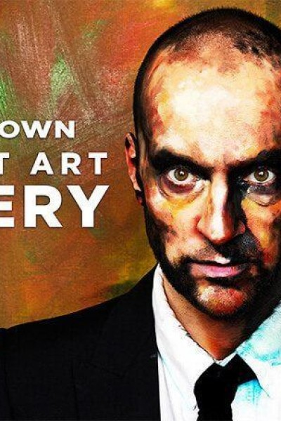Caratula, cartel, poster o portada de Derren Brown: The Great Art Robbery