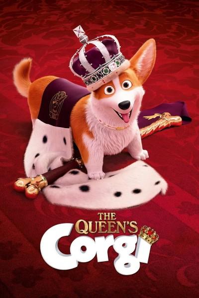 Caratula, cartel, poster o portada de Corgi: Las mascotas de la reina