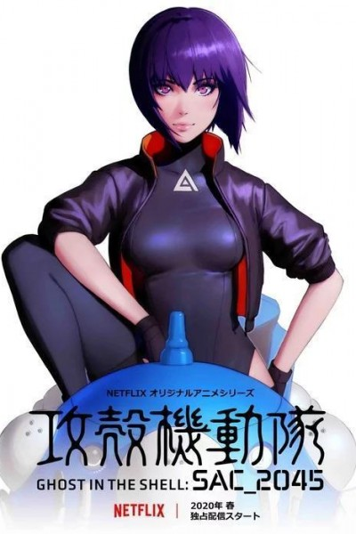 Caratula, cartel, poster o portada de Ghost in the Shell: SAC_2045