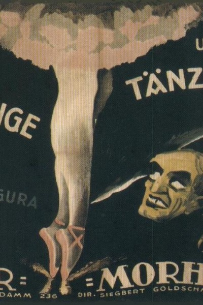 Caratula, cartel, poster o portada de The Hunchback and the Dancer