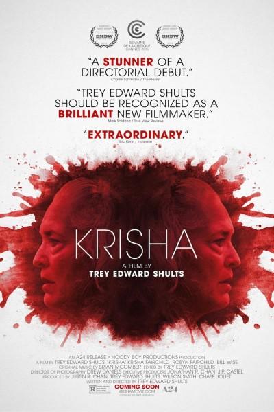 Caratula, cartel, poster o portada de Krisha