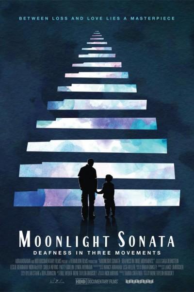 Caratula, cartel, poster o portada de Moonlight Sonata: Deafness in Three Movements