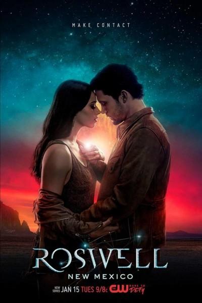 Caratula, cartel, poster o portada de Roswell, New Mexico