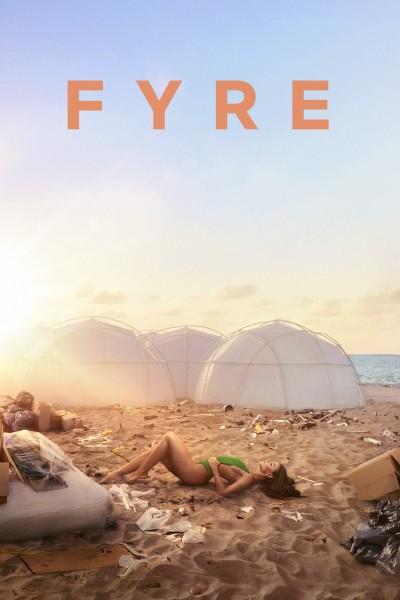 Caratula, cartel, poster o portada de Fyre