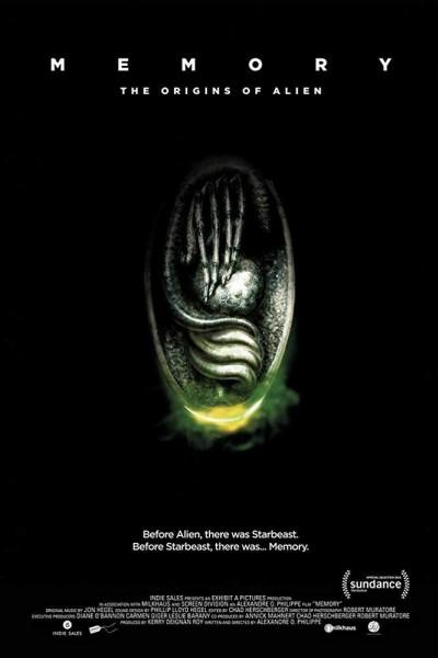 Caratula, cartel, poster o portada de Memory: The Origins of Alien