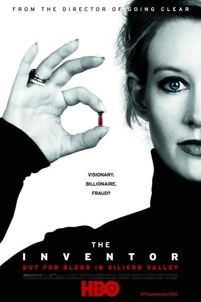Caratula, cartel, poster o portada de The Inventor: Out for Blood in Silicon Valley
