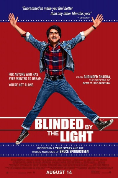Caratula, cartel, poster o portada de Blinded by the Light (Cegado por la luz)
