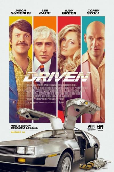 Caratula, cartel, poster o portada de Driven: el origen de la leyenda