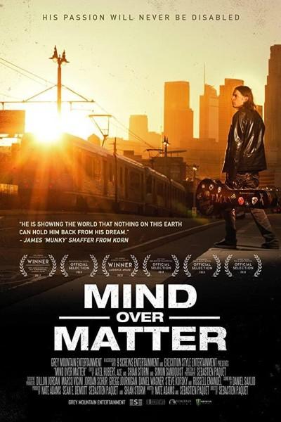 Caratula, cartel, poster o portada de Mind Over Matter
