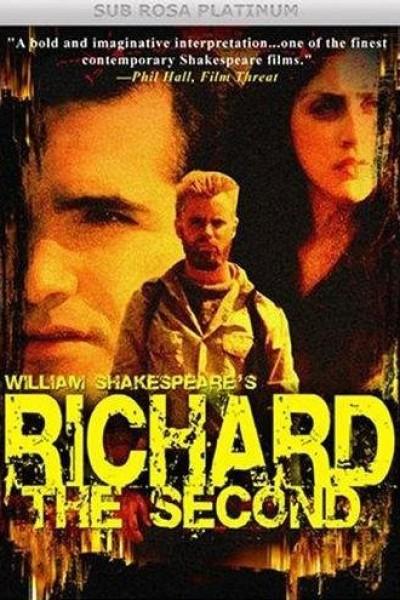 Caratula, cartel, poster o portada de Richard the Second