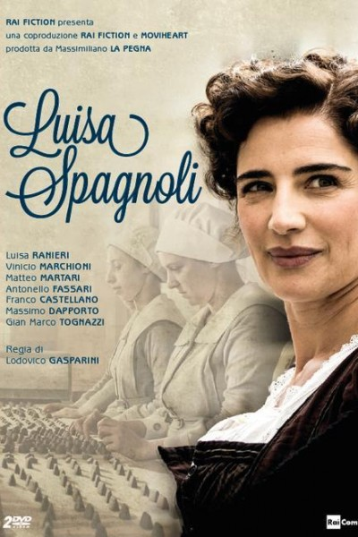 Caratula, cartel, poster o portada de Luisa Spagnoli