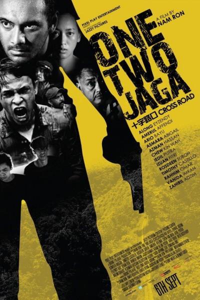 Caratula, cartel, poster o portada de Crossroads: One Two Jaga