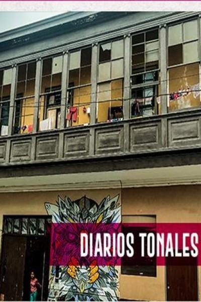 Caratula, cartel, poster o portada de Diarios tonales