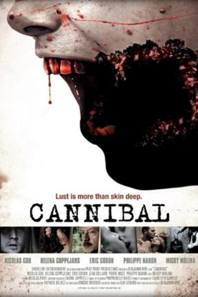 Caratula, cartel, poster o portada de Cannibal