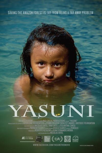 Caratula, cartel, poster o portada de Yasuni
