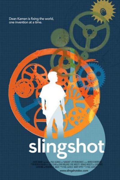 Caratula, cartel, poster o portada de SlingShot