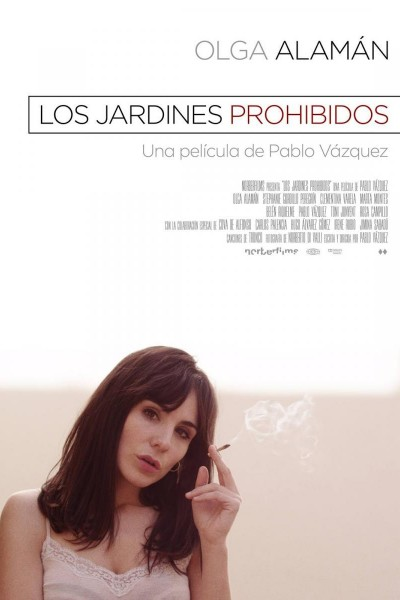 Caratula, cartel, poster o portada de Los jardines prohibidos