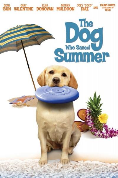 Caratula, cartel, poster o portada de The Dog Who Saved Summer