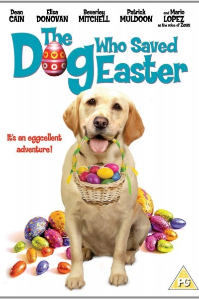 Caratula, cartel, poster o portada de The Dog Who Saved Easter