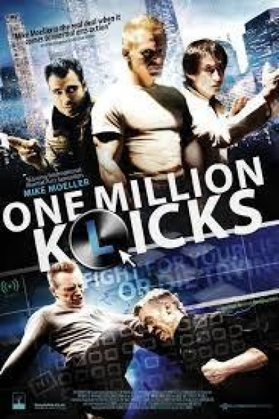 Caratula, cartel, poster o portada de One Million K(l)icks