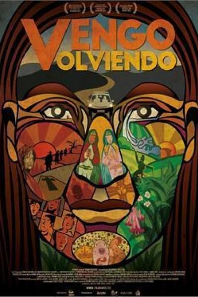 Caratula, cartel, poster o portada de Vengo volviendo