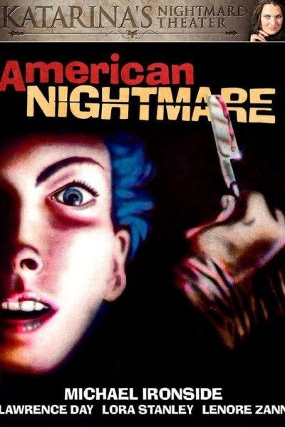 Caratula, cartel, poster o portada de American Nightmare