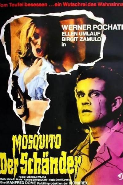 Caratula, cartel, poster o portada de Mosquito der Schänder