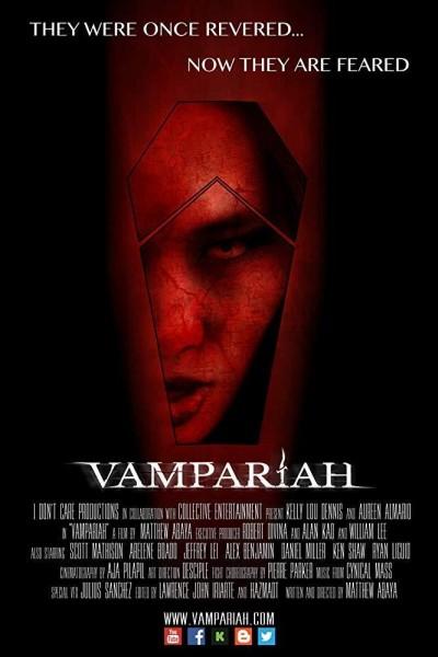 Caratula, cartel, poster o portada de Vampariah