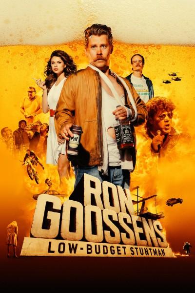Caratula, cartel, poster o portada de Ron Goossens, Low Budget Stuntman
