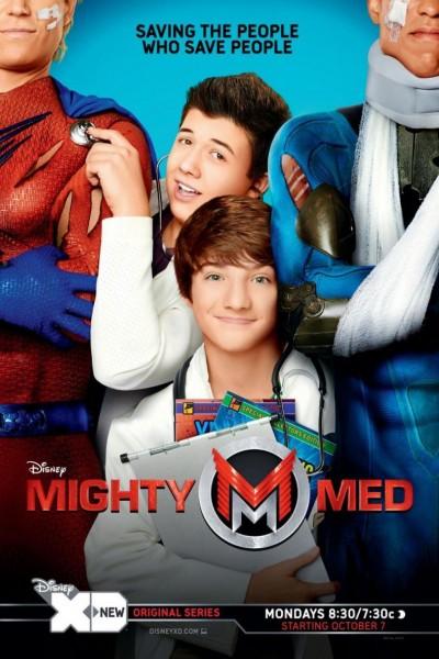 Caratula, cartel, poster o portada de Mighty Med