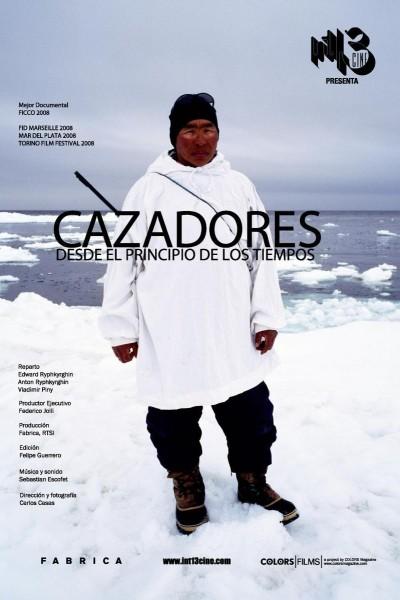Caratula, cartel, poster o portada de Cazadores desde el principio de los tiempos