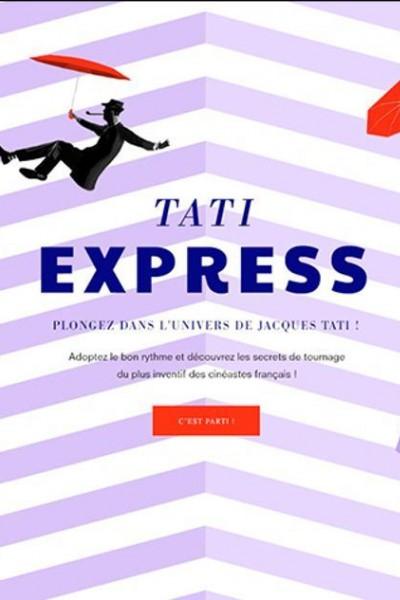 Caratula, cartel, poster o portada de Tati Express