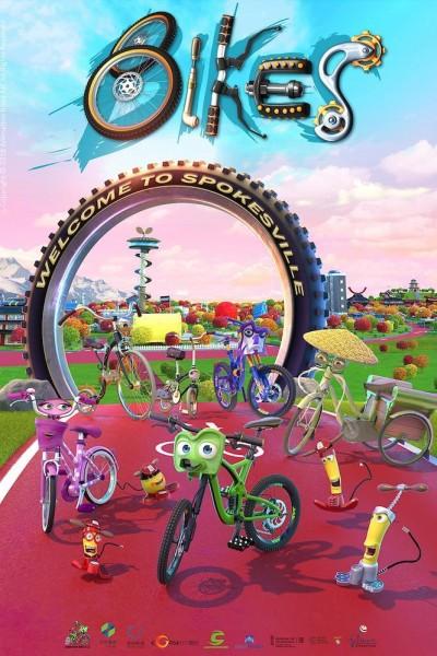 Caratula, cartel, poster o portada de Bikes