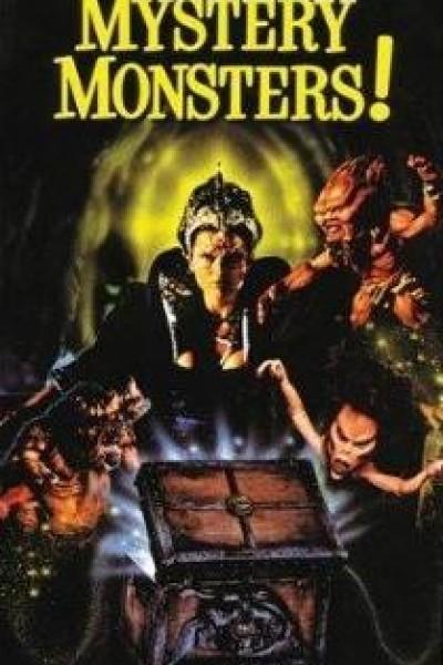 Caratula, cartel, poster o portada de Mystery Monsters