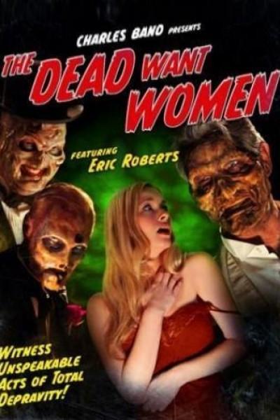 Caratula, cartel, poster o portada de The Dead Want Women