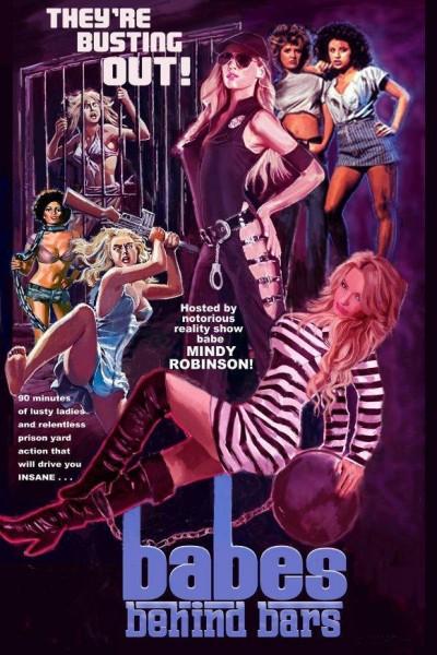 Caratula, cartel, poster o portada de Babes Behind Bars