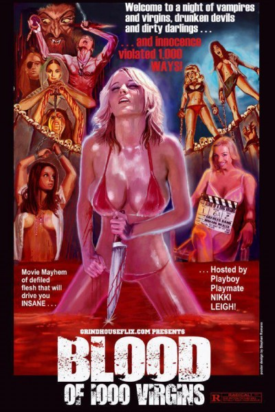 Caratula, cartel, poster o portada de Blood of 1000 Virgins