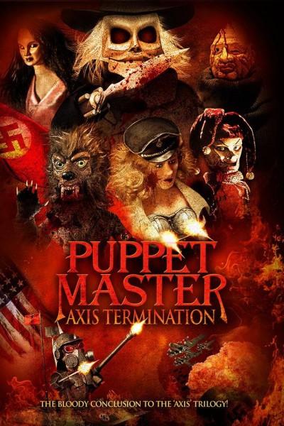 Caratula, cartel, poster o portada de Puppet Master: Axis Termination