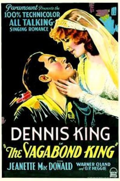 Caratula, cartel, poster o portada de El rey vagabundo